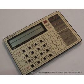 Casio DC 1000 - Databank CARD