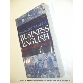 Oxford - dictionary Business english