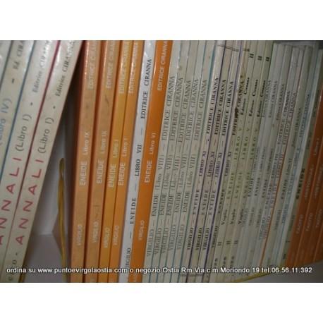 Tacito - annali libro 1 - Traduttore Ciranna Roma
