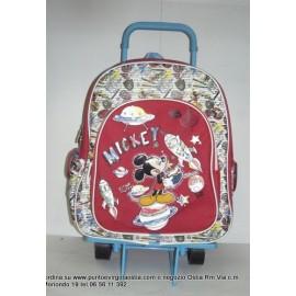 Mickey - Trolley zaino americano