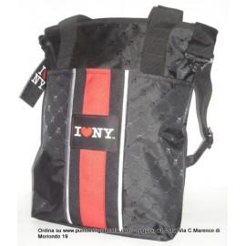 I love New York - borsa tracolla verticale