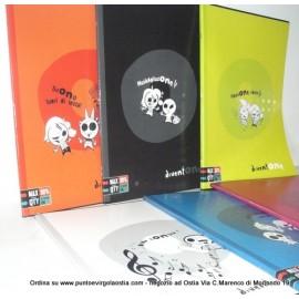 Diventone - maxi quaderni varie rigature