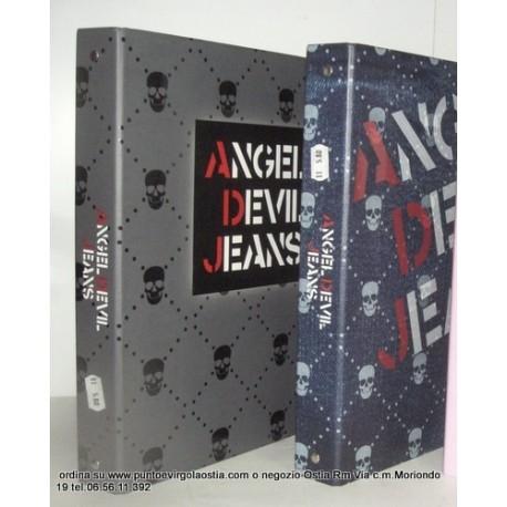 Angel Devil - Raccoglitore 4 anelli