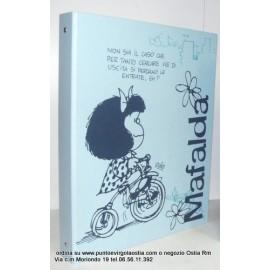 Mafalda - Raccoglitore 4 anelli