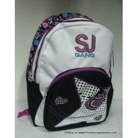 Seven Style Jam Gang girl - Zainetto asilo ,prime classi elementari