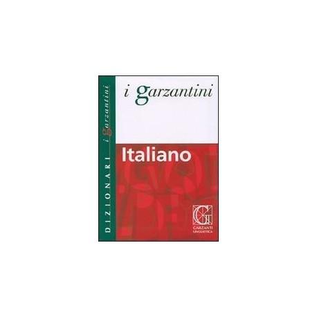 Garzanti - Dizionario lingua italiana tascabile brossura