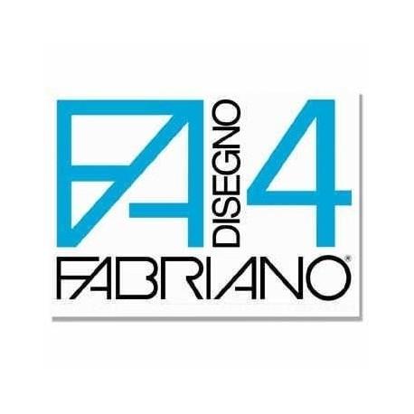 Fabriano F4 liscio - Blocco disegno 33X48 cm