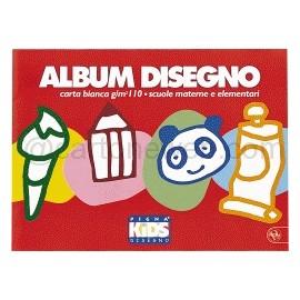 Pigna Kids - album liscio 10 mm spillato 24x33 cm