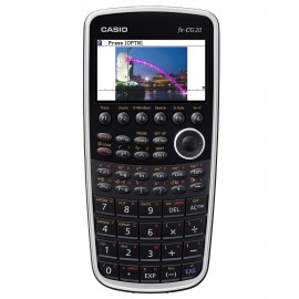 Casio fx -CG20 - Calcolatrice scientifica