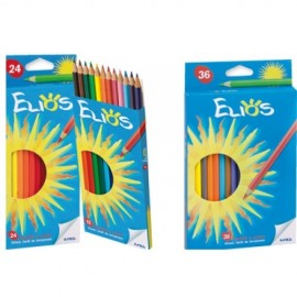 Fila Elios - matite 36 colori assortiti