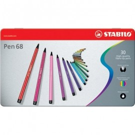 Stabilo PEN 68 - pennarelli 40 colori assortiti