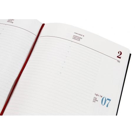 Ricambio AGENDA bianco cm 14.5X20.5