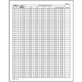 Flex 1386.1 - Registro corrispettivi Mancato funzionamento Registratori fiscale 24,5x31