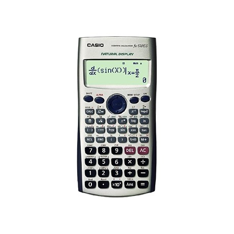 Casio fx - 570es plus - Calcolatrice scientifica