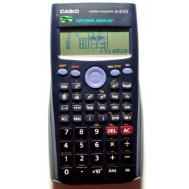 Casio fx - 82es plus - Calcolatrice scientifica