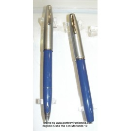 Sheaffer - Penna stilografica azzurro scuro