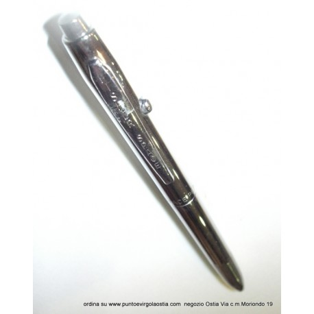Fisher - Penna sfera metallo liscio