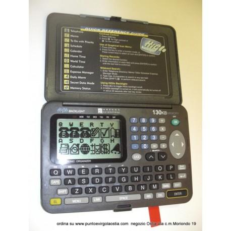 Oregon AM-080E - Databank 130KB