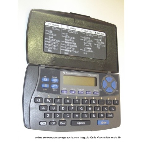 Texas PS 2400 - Databank