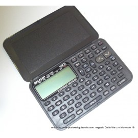 Sharp ZQ 1050- Databank Electronic organizer