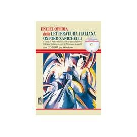 Oxford Zanichelli 2404 -Enciclopedia letteratura italiana