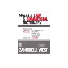 Zanichelli West - dizionario giurico e commerciale