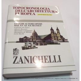 Zanichelli - Topocronologia dell'architettura europea