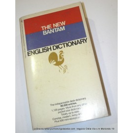 Bantam - english dictionary