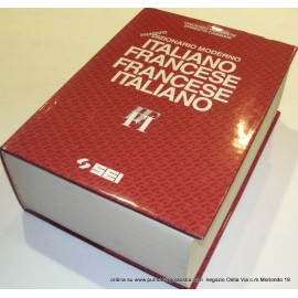 Sei Ferrante - dizionario italiano/francese - francese/italiano