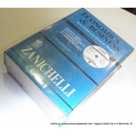 Zanichelli Picchi - dizionario economico commerciale ital/ingl - ingl/ital