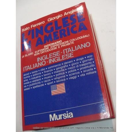 Mursia - dizionario Inglese/italiano - italiano /inglese