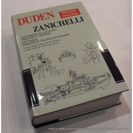 Zanichelli Duden - dizionario Illustrato ital/ingl-ingl/ital