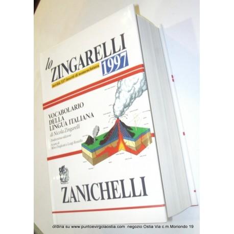 Zingarelli - Zanichelli - Dizionario lingua italiana