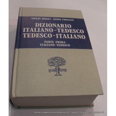 Paravia Bidoli- Dizionario Tedesco - Italiano