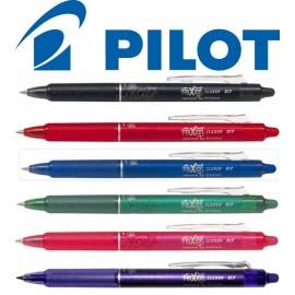 Pilot - FRIXION CLICKER 0,7 penna cancellabile a scatto