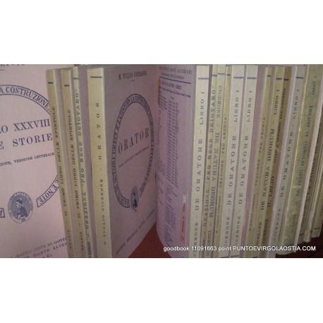 Tito Livio - libro storie libro 29 - traduttore d.alighieri