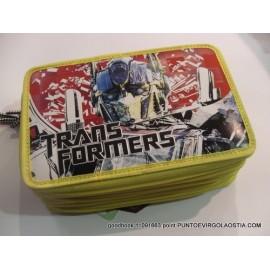 Seven Trasformer - Astuccio tre zip