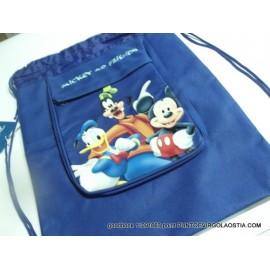 Mickey - sacca con lacci multiuso