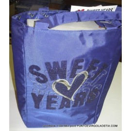 Sweet years - Borsa tempo libero