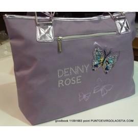 Denny rose lilla - Borsa tracolla