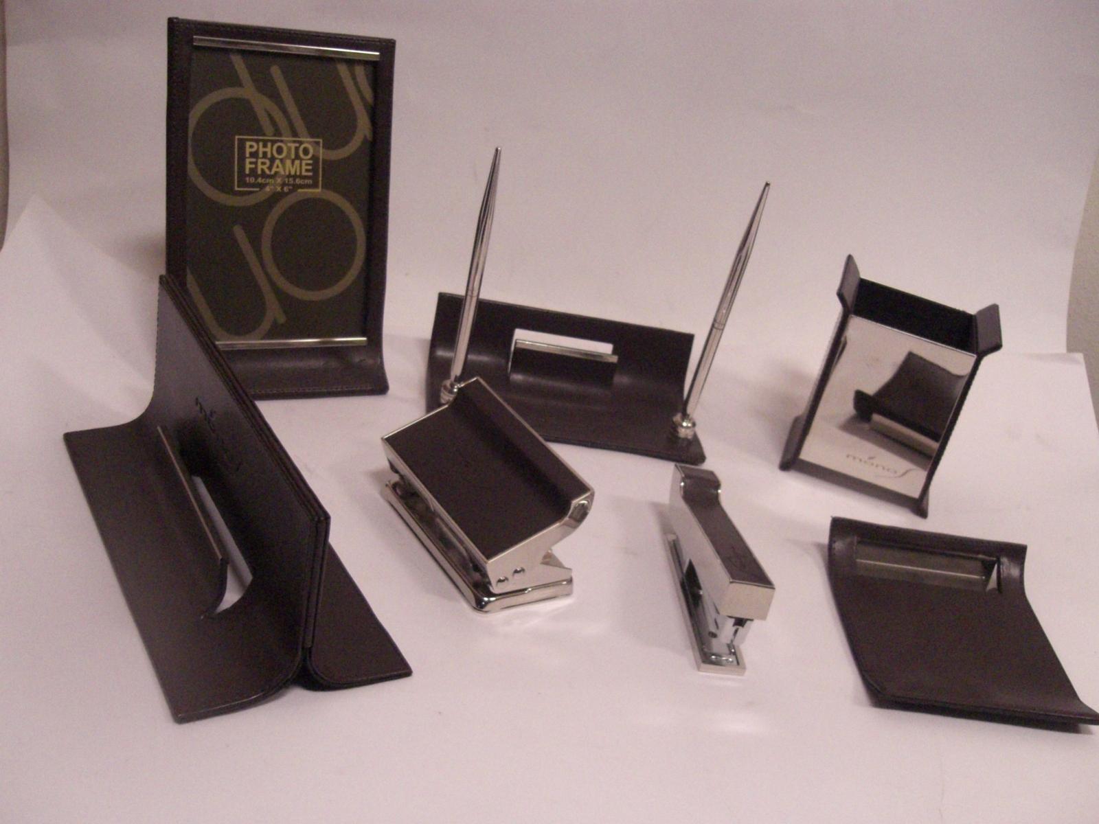 Mono set accessori per scrivania meucci cartolibreria di