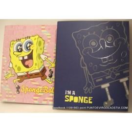 Spongebob - Raccoglitore 4 anelli