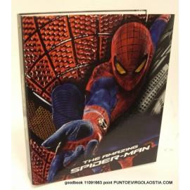 Spiderman - Raccoglitore 4 anelli, maxi