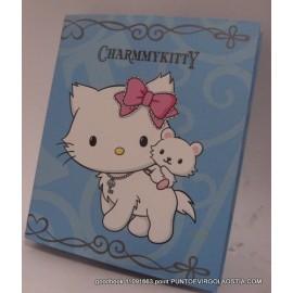 Charmmykitty - Raccoglitore 4 anelli, maxi