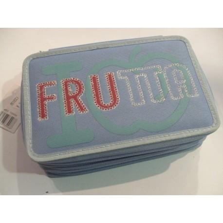 Frutta - Astuccio completo tre zip