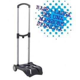 Seven Easy - Carrello porta zaino con base fissa X 26KG