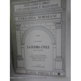 Cesare - Guerra Civile libro 2 traduttore avia pervia Sormani