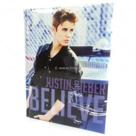 Justin bieber - Diario pocket