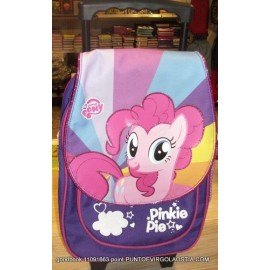 My little pony - Trolley zaino asilo