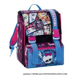 Monster hIgh - Zaino estensibile